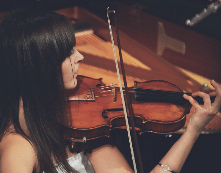 Violin Straight Bow Exercises