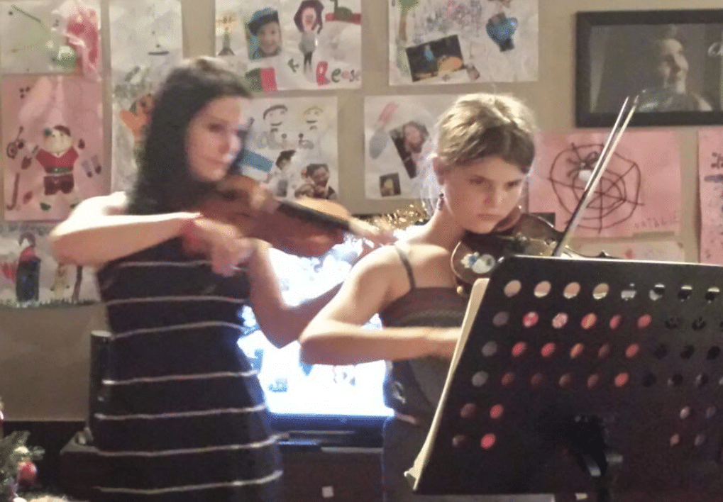 Violin Vibrato