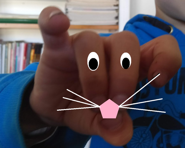 mouse hand
