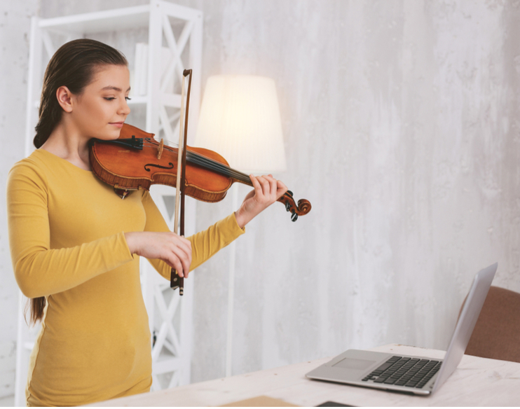 Online Violin Lessons – How To Keep Your Progress (And Spirits) Up